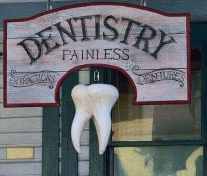 Using DIY False Tooth Kit To Help Cracked Or Broken Teeth